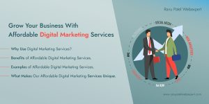 Grow Your Business with Affordable Digital Marketing Services