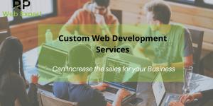 Best Custom Web Development Services